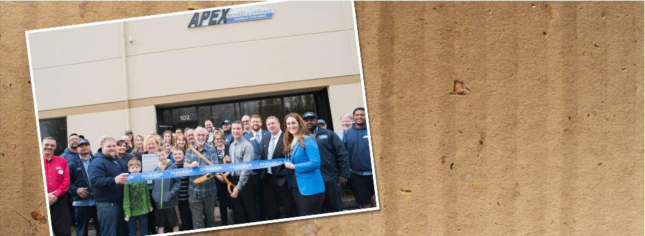 Apex new office opening