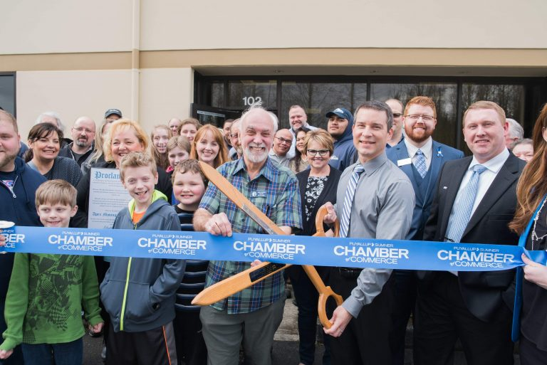 Apex Ribbon Cutting